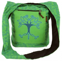 Sadhu Bag, Shopper, Shoulder Bag - green