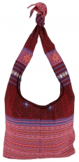 Sadhu Bag, shoulder bag, hippie bag - red
