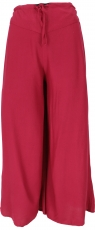 Palazzo trousers, culottes, Boho flared trousers, summer trousers..