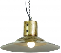 Ceiling lamp Bombay, Industrial Style, handmade from metal - mode..