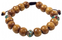 Mala Bracelet Horn, Handmala light - Model 29