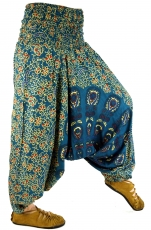 Afghani pants, harem pants, harem pants, harem pants, bloomers, a..