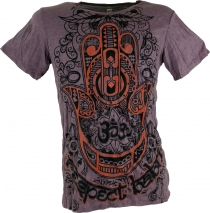 Baba T-Shirt - Fatima`s hand with Om