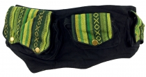 Ethno fanny pack, Festival fanny pack - olive