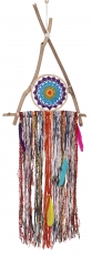 dreamcatcher Boho - triangle/rainbow