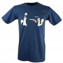 Fun T-Shirt - Cheeky squirrel