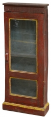 Glass cabinet, glass display case, kitchen cabinet - Model 14