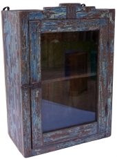 Glass cabinet, glass display case, wall cabinet - Model 12