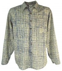 Goa hippie shirt, men`s shirt, indian casual shirt