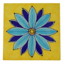 Indian ceramic tile - Design 3