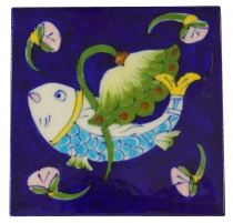 Indian ceramic tile - Design 9