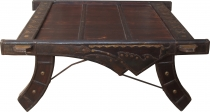 coffee table, coffee table - carriage 2