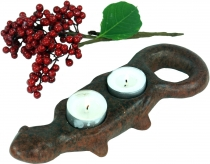 Candle holder, tealight holder ceramic no.10