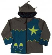 Kinderjacke Goa Hippie Monster