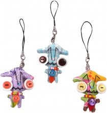 Monster, Voodoo Doll Keychain from Mars 3