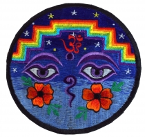 Patches (Aufnäher), Buddha Eye