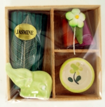 Smoking fragrance set - Jasmine