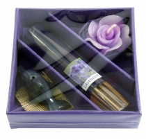 Smoking fragrance set Lavender