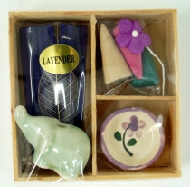 Smoking fragrance set - Lavender