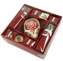 Smoking fragrance set XL Strawberry