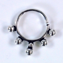 Septum Ring, Nose Ring, Nose Piercing, Mini Earring, Ear Piercing