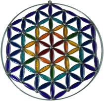 Suncatcher - flower of life