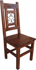 Chair in colonial style R628 - model 12