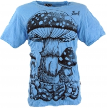 Sure T-Shirt toadstool - light blue