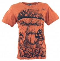 Sure T-Shirt toadstool - rust-orange