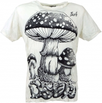 Sure T-Shirt toadstool - white