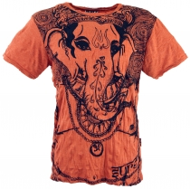 Sure T-Shirt Ganesh - rusty orange