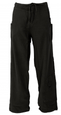 Goa pants, ethnic pants, outdoor pants - black