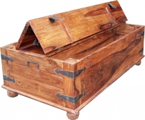Chest table with 2 flaps - Model 1