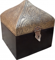 Türmchen treasure chest, wooden box, jewelry box in 3 sizes - Mod..