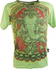Weed T-Shirt - Ganesh green