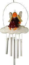 Christmas wind chime, Klangspiel guardian angel