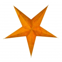 Foldable Advent Starlight Paper Star, Christmas Star Perseus
