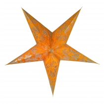 Foldable Advent Starlight Paper Star, Christmas Star Cassiopeia