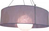Ceiling lamp/ceiling lamp Milena , handmade in Bali from natural ..