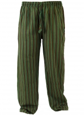 Yoga pants, Goa pants - green